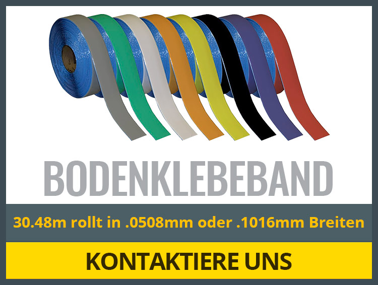 Superior Mark Bodenklebeband
